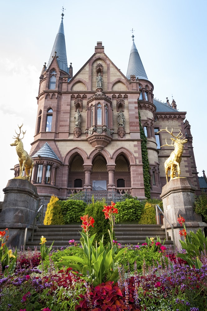 Drachenburg Castle