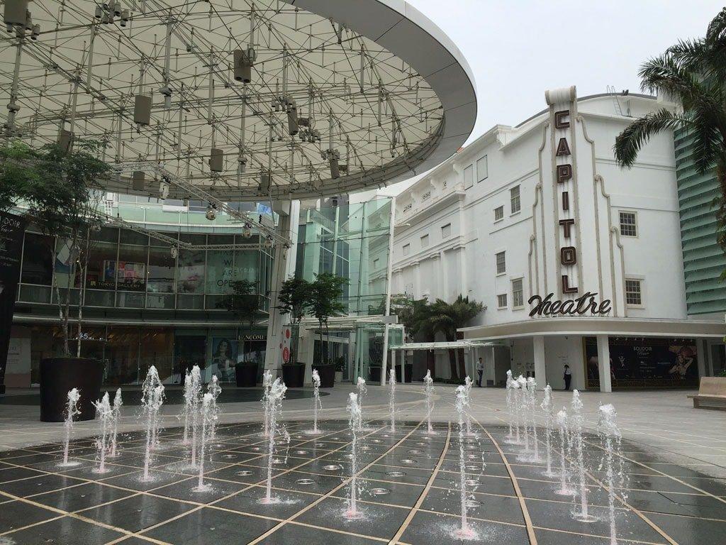 Singapore Capitol Piazza