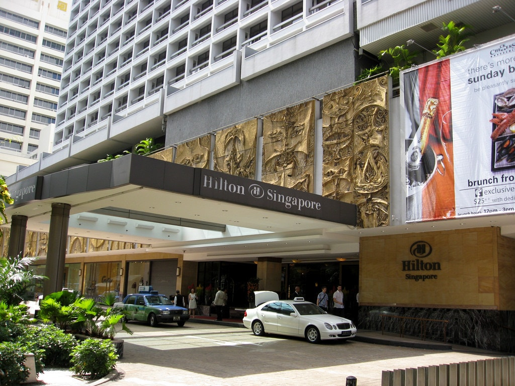 Singapore Hilton Gallery