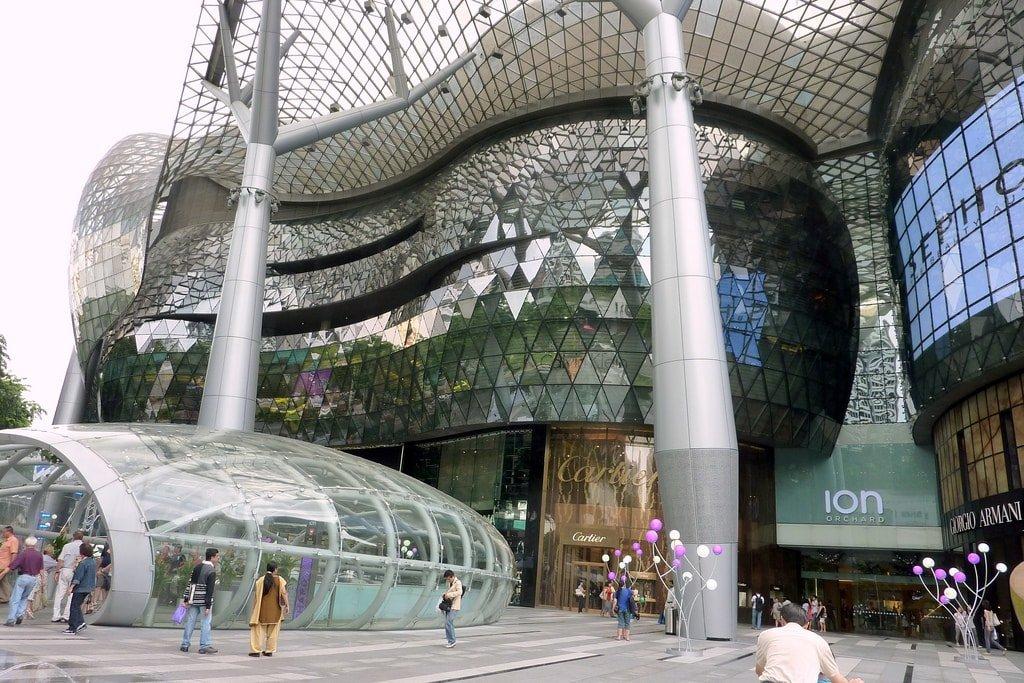 Singapore Ion Orchard