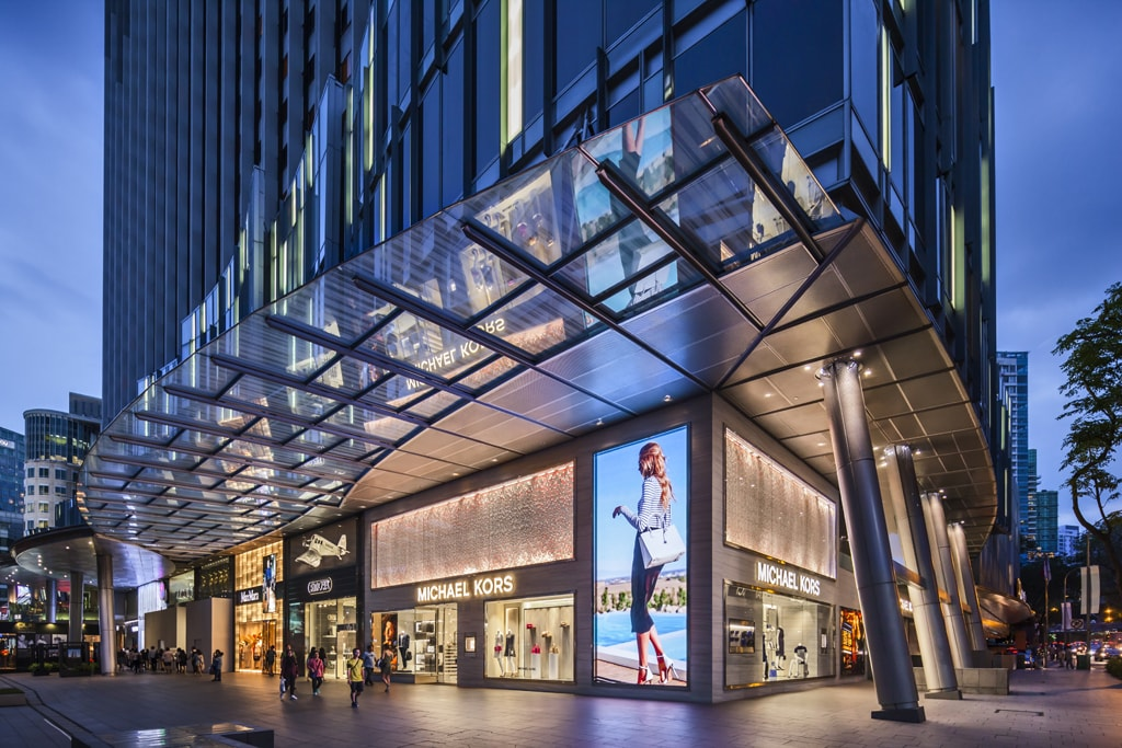 Singapore Mandarin Gallery