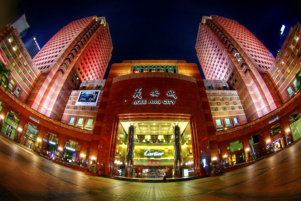 Singapore Ngee Ann City