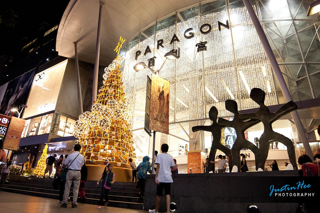 Singapore Paragon Shopping Centre