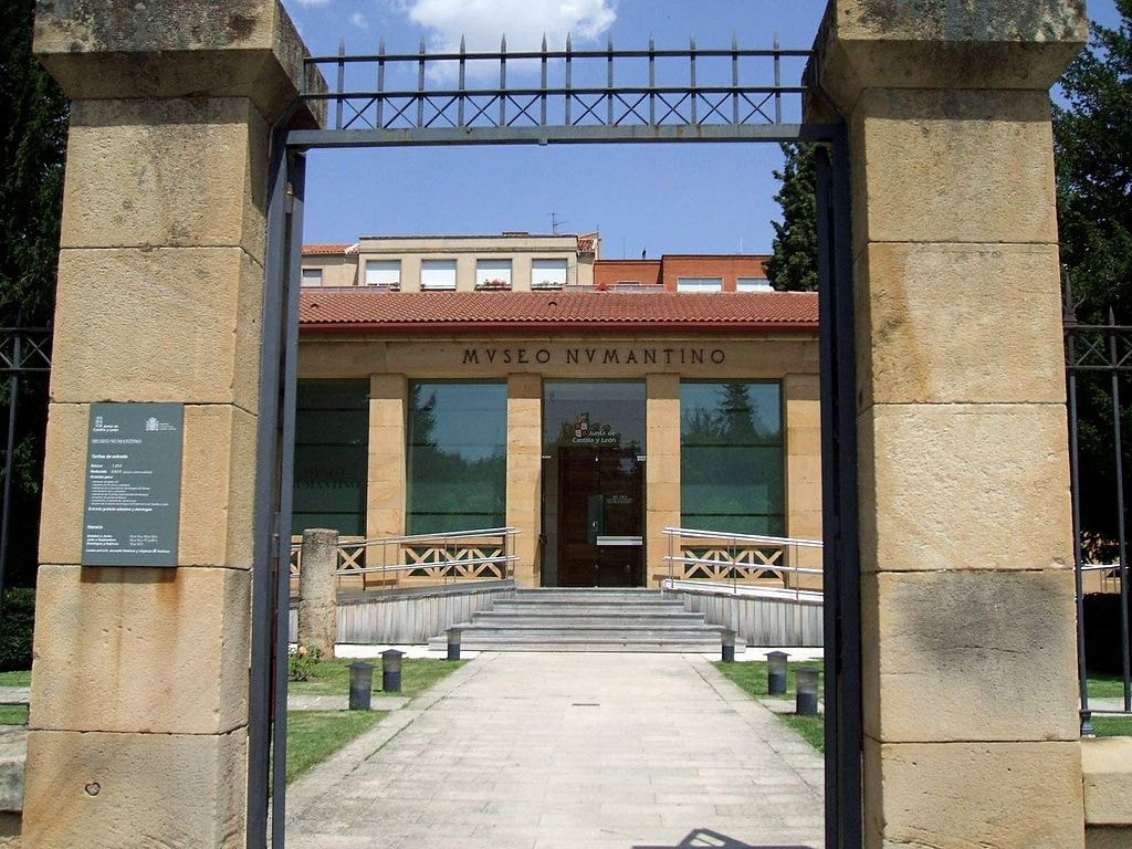Museo Numantino, Soria | ©Zarateman / Wikimedia Commons
