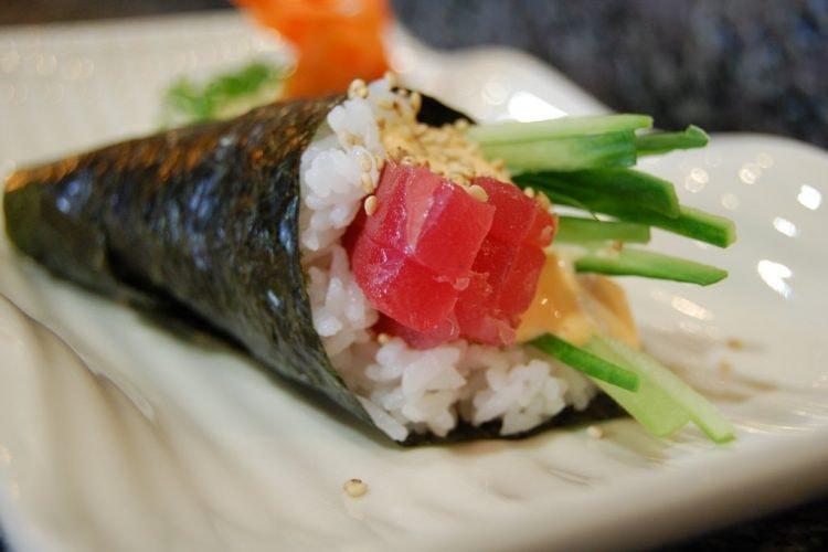 Spicy Tuna Roll |© Stu_Spivack/Flickr