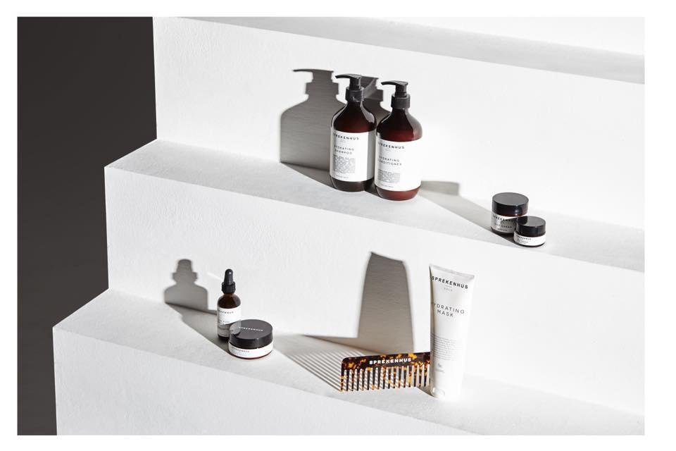 Sprekenhus products selection   Courtesy of Alexander Sprekenhus