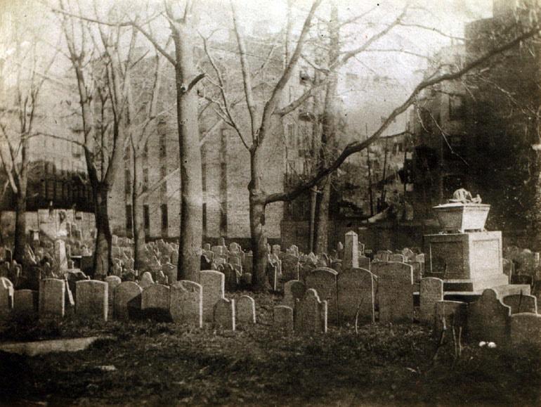 St. John Cemetery | Wikicommons
