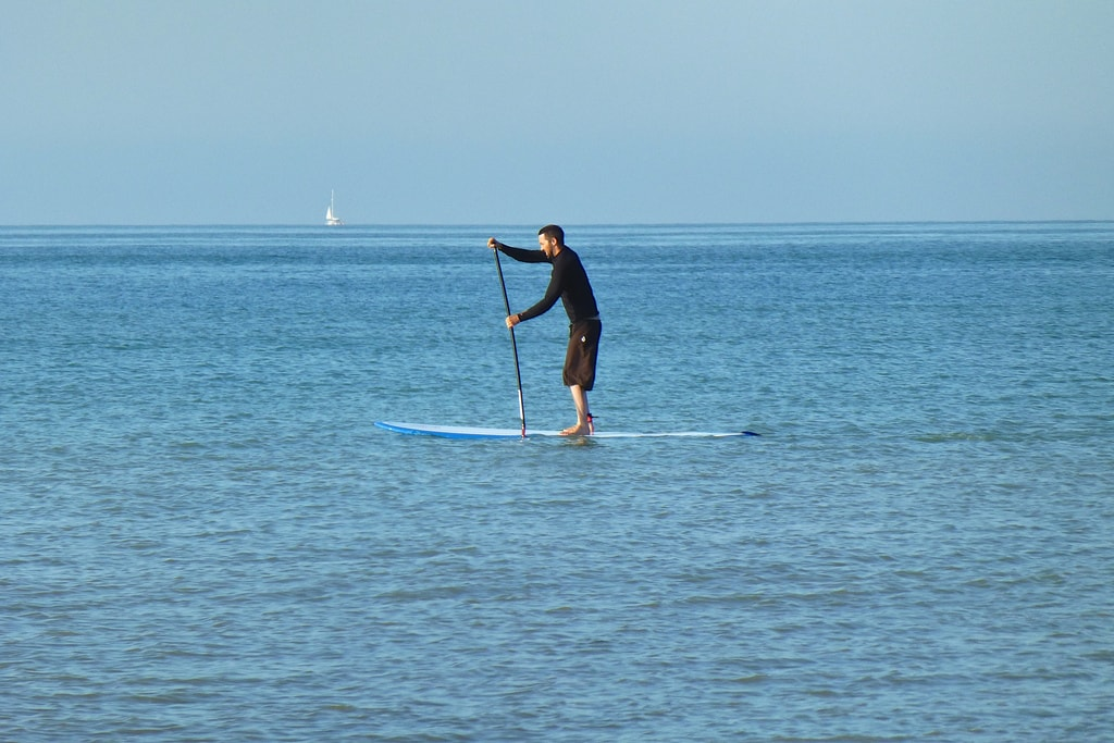 StandUpPaddleBoarding|©LesChatfield:Flickr