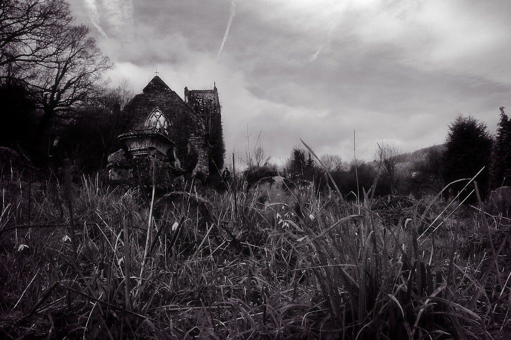 Ten Eerie, Abandoned Places in Wales