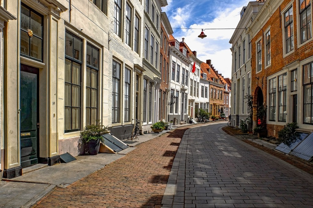 Street in Middelburg