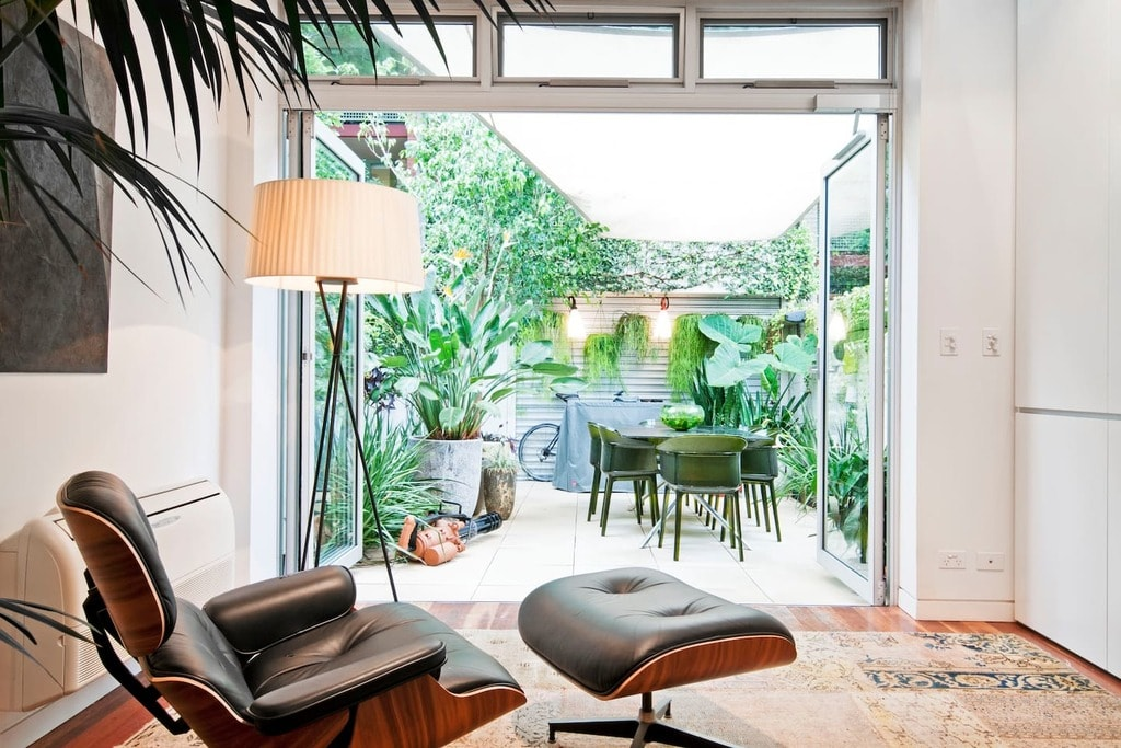 Stylish Surry Hills Terrace © Airbnb