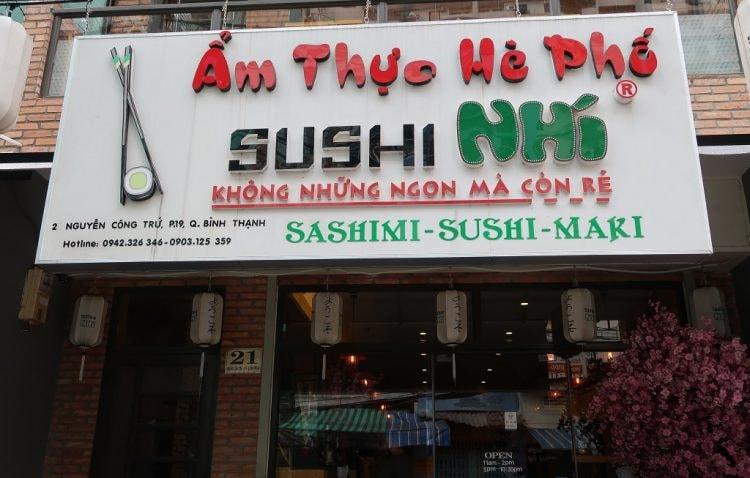Sushi Nhi | © Sam Roth