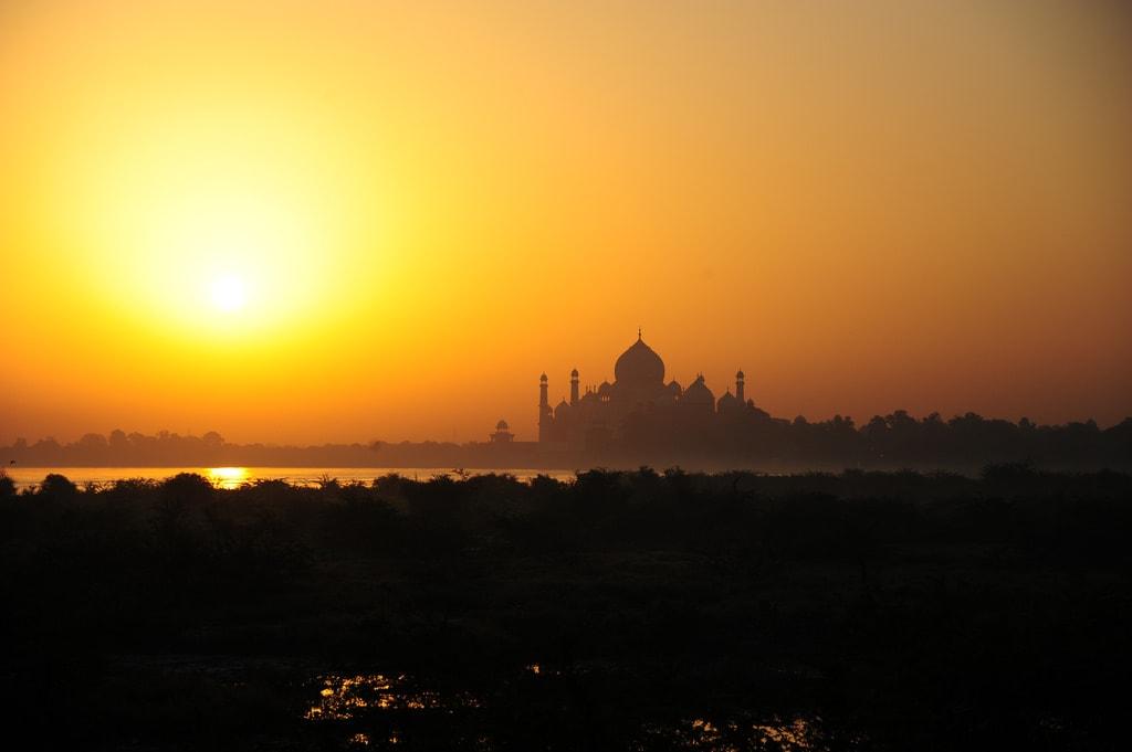 Taj Mahal Gerard McGovern Flickr
