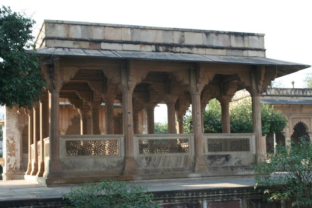 Tansen Tomb