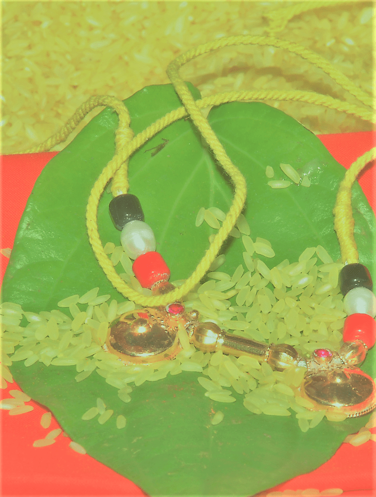 telugu style mangalsutra