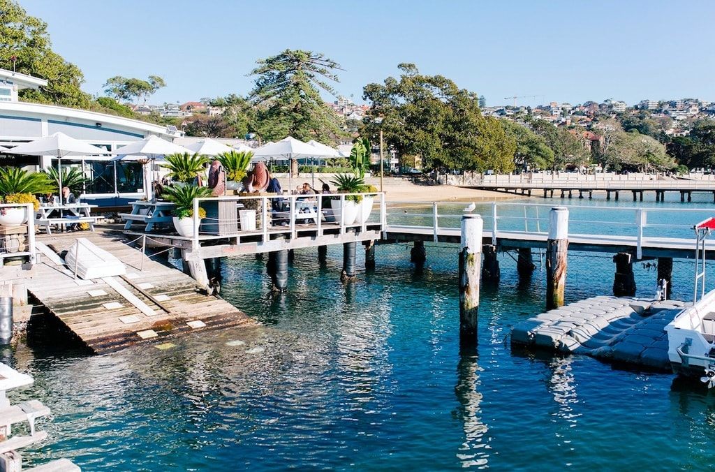 The Boathouse Balmoral Beach | © Courtesy of The Boathouse Balmoral Beach:Sam Riles Photography