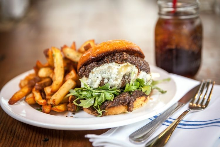 The Burger | © Ryan Carlson