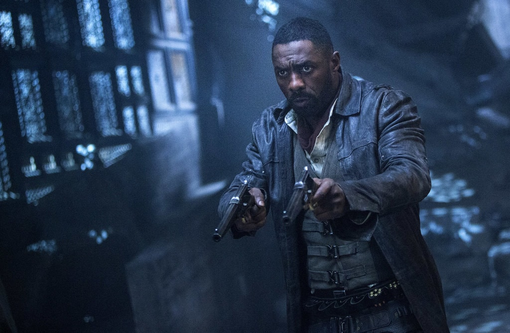 Idris Elba in 'The Dark Tower' | © Sony Pictures UK