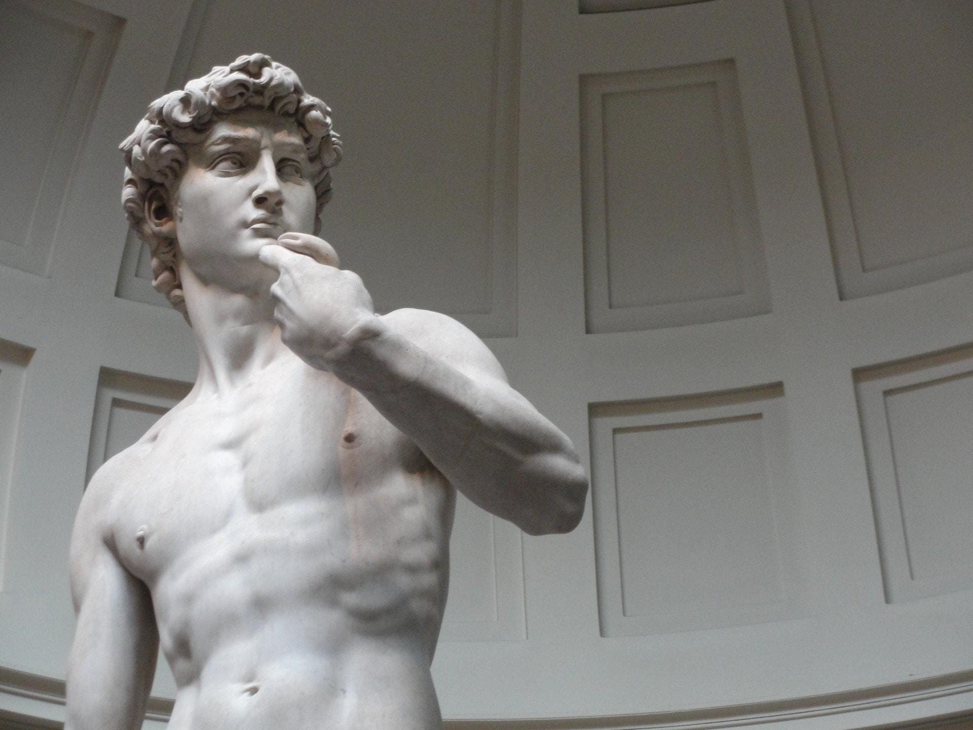 Michelangelo's 'David' | Public Domain Pictures