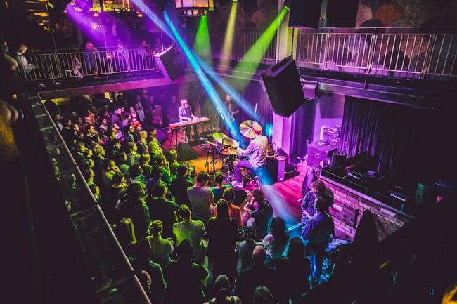 The Jazz Café, Camden