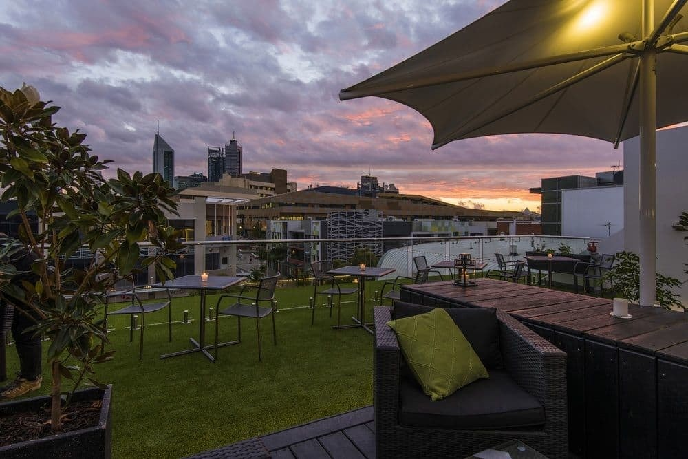 The best places to stay in northbridge perth for Best boutique hotels perth