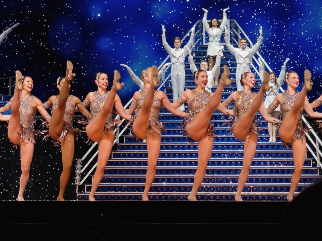 The Rockettes | Ralph Daily Flickr