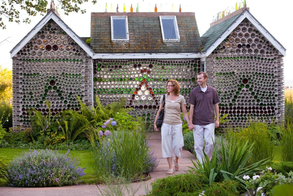 Bottle House, Cap-Egmont, Prince Edward Island