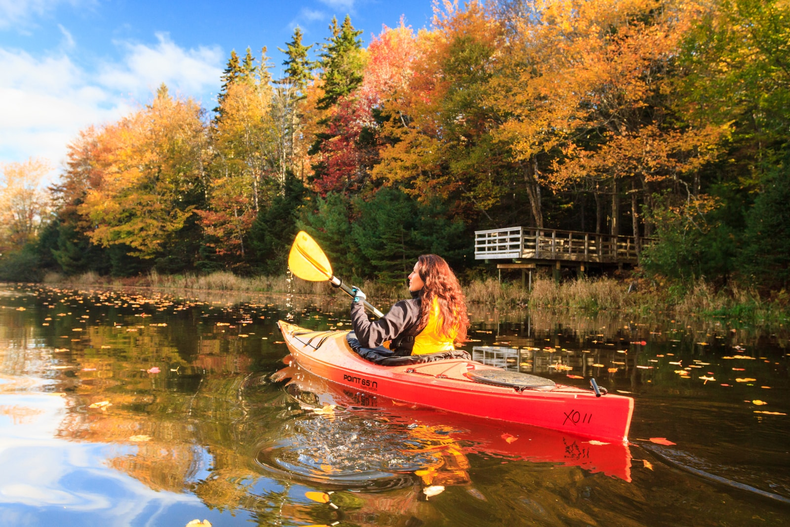 Where To Kayak And Paddle On Prince Edward Island