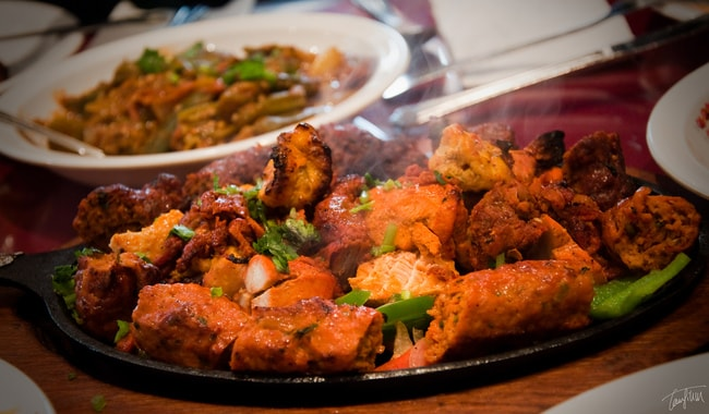 Traditional Pakistani Food