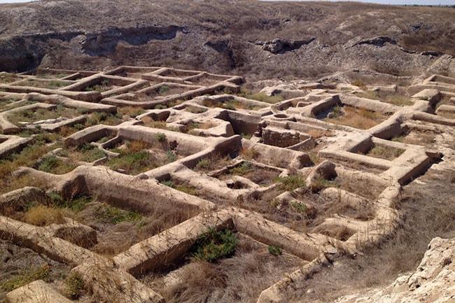 turkestan-otrar-ruins