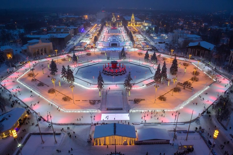 VDNKh_Ice_rink