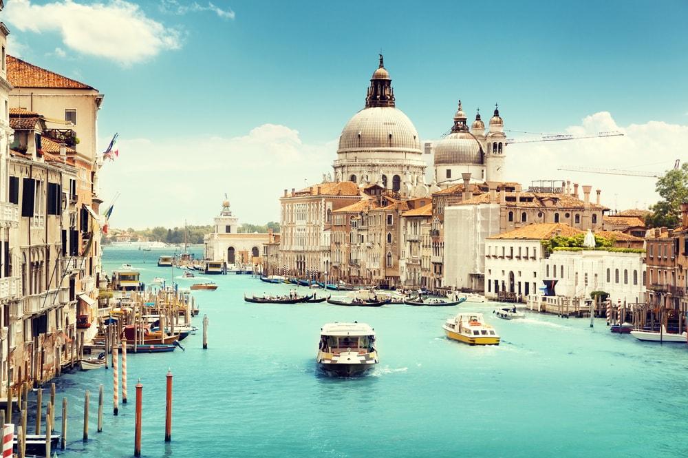 The magnificent Grand Canal of Venice   Iakov Kalinin/Shutterstock