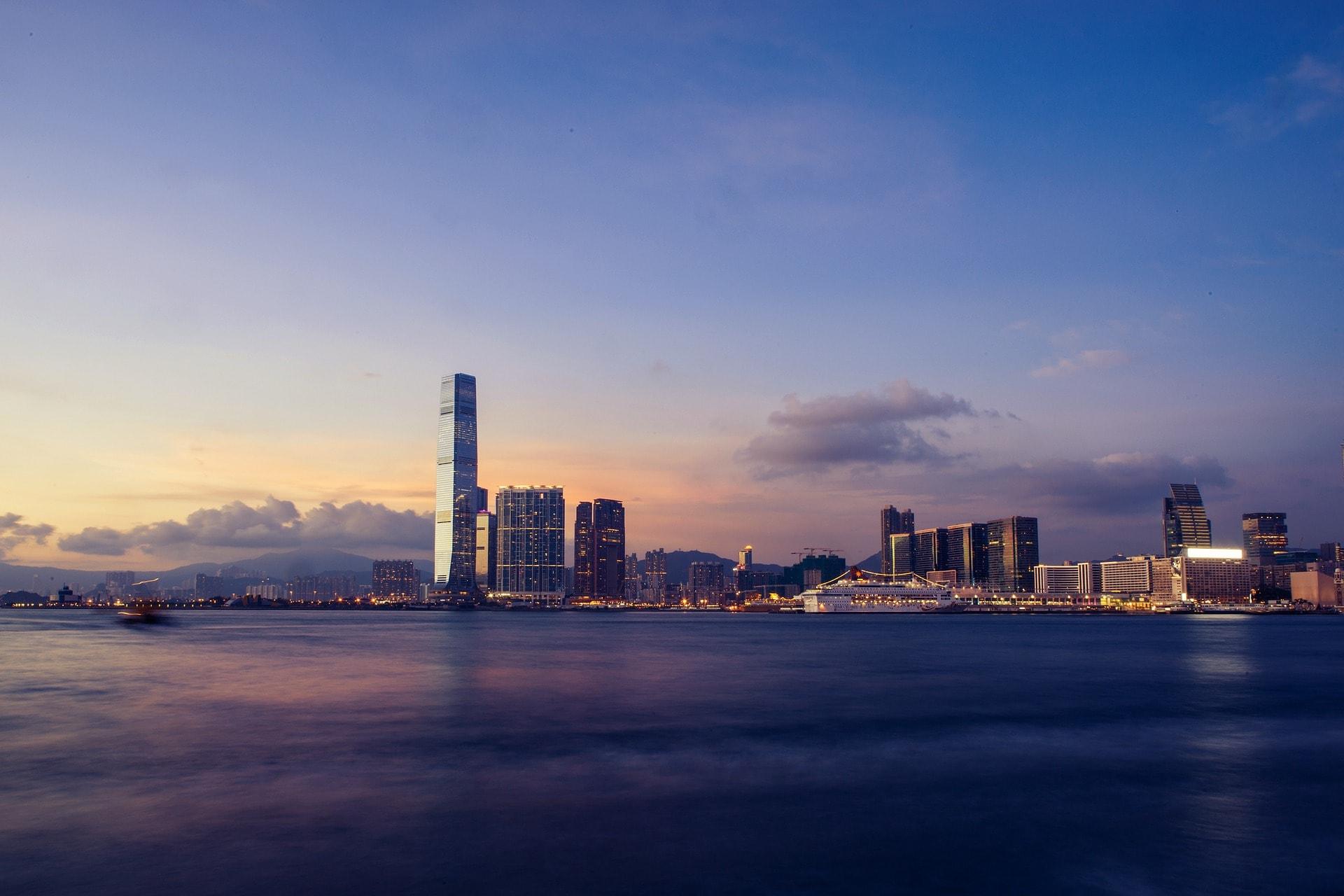 Victoria Harbour Hong Kong 1