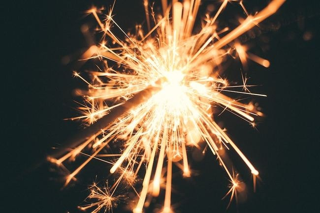 Who doesn't want to watch two sets of New Year's Eve fireworks? |©Yasemin K./ Unsplash