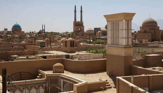 Yazd, Iran   ©Ninara:flickr