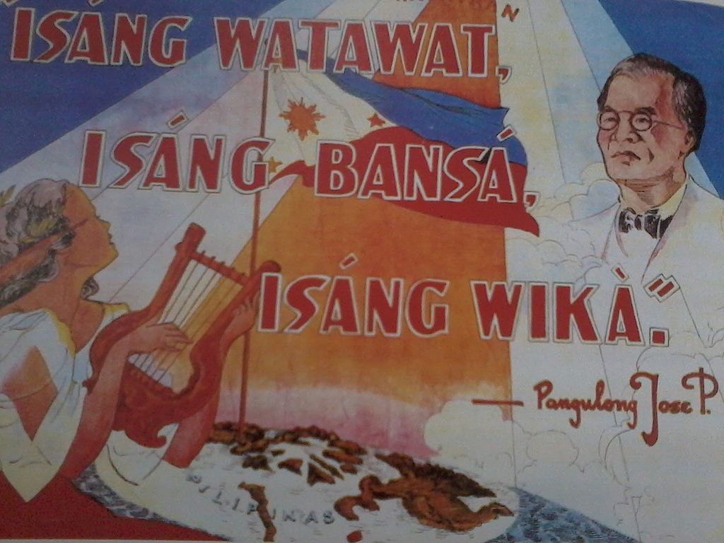 1024px-A_propaganda_slogan_during_the_Laurel_administration