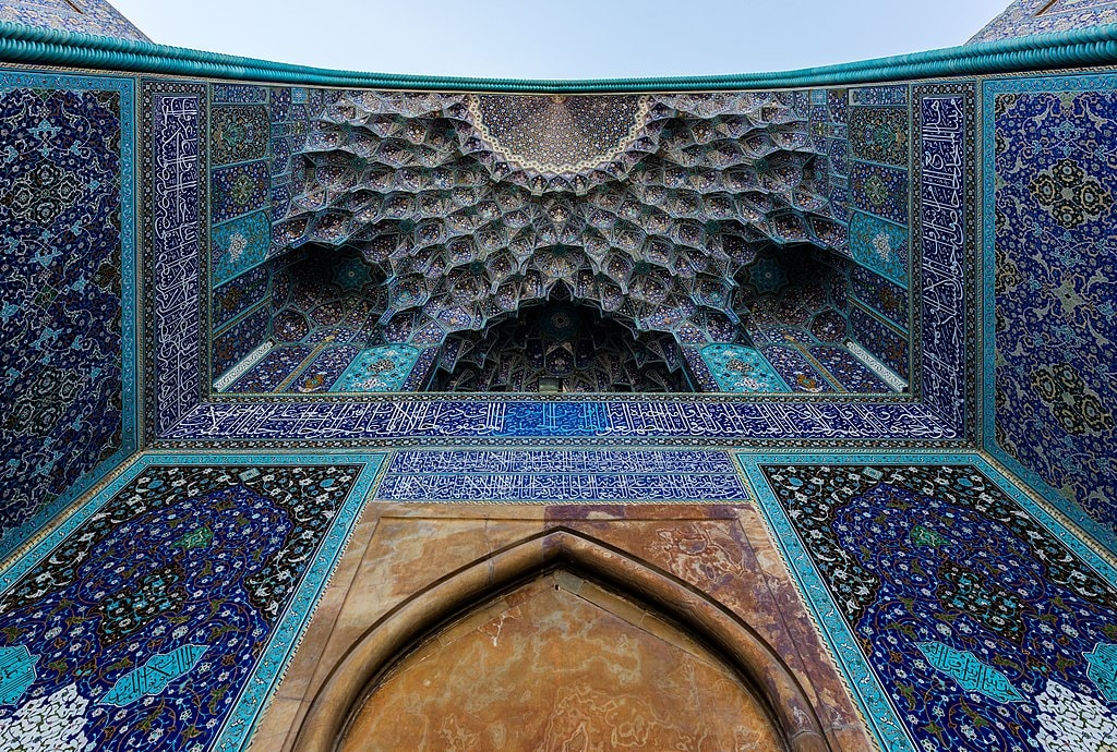 Imam Mosque, Esfahan | © Diego Delso, delso.photo, License CC-BY-SA / Wikimedia Commons