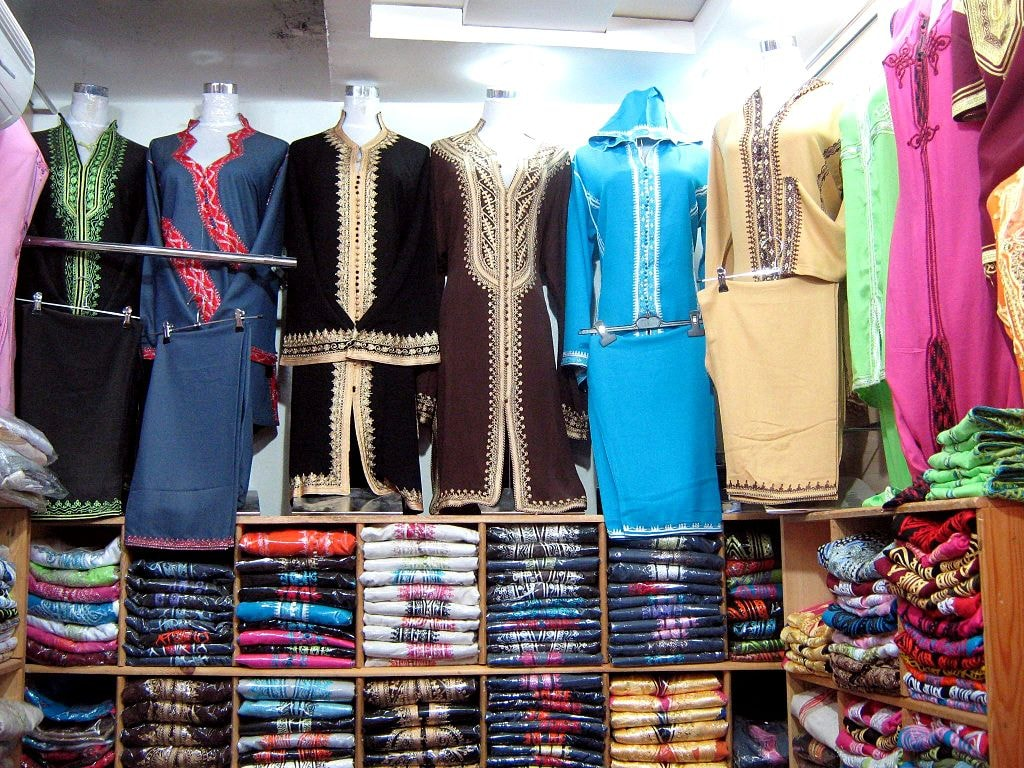 10 Top Fashion Boutiques In Agadir