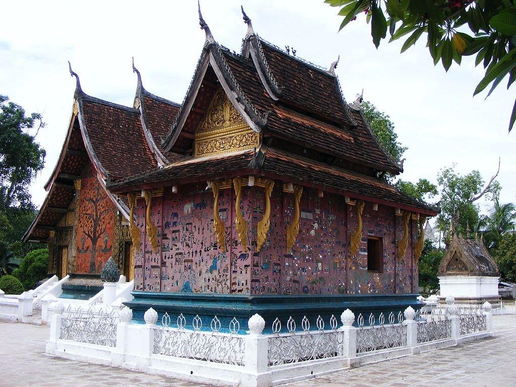 Wat Xieng Thong | © AJ Oswald/WikiCommons