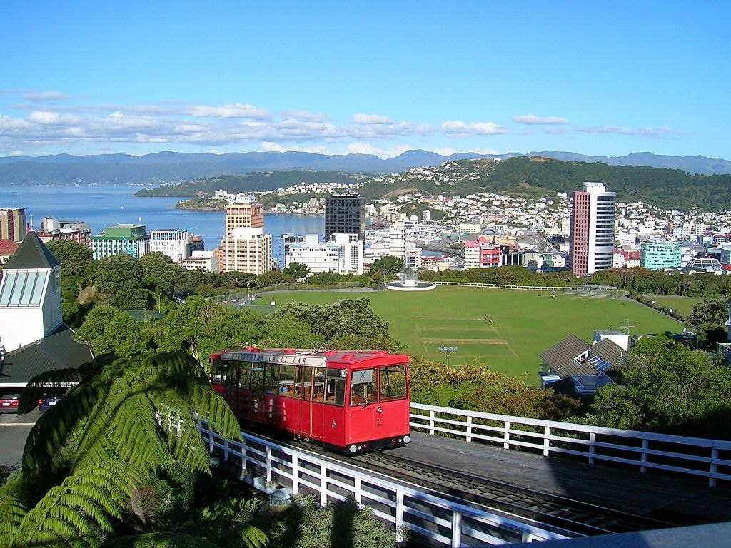 Wellington Cable Car: How To Spend 48 Hours In Wellington, New Zealand