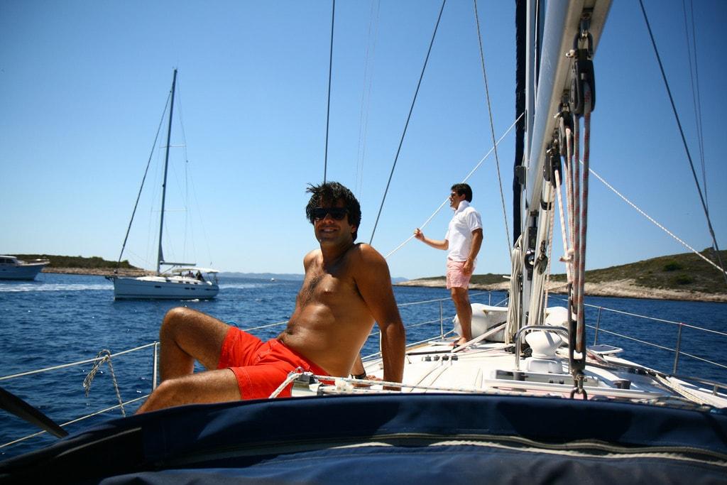 Sailing in Croatia   © Antony Jones/Flickr