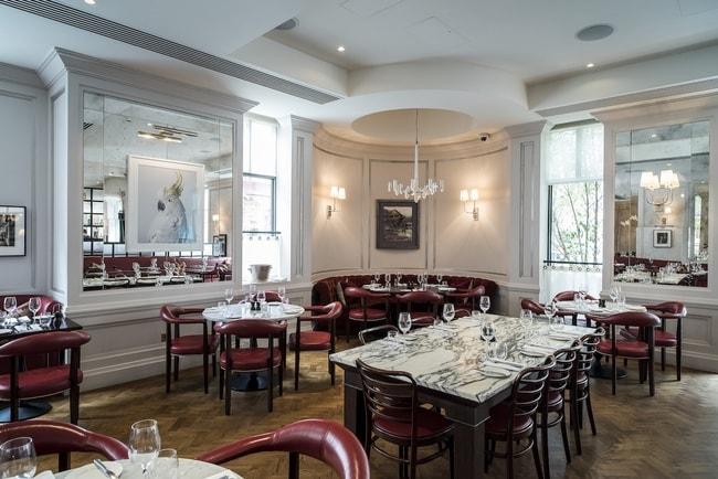 108 Brasserie - Interior
