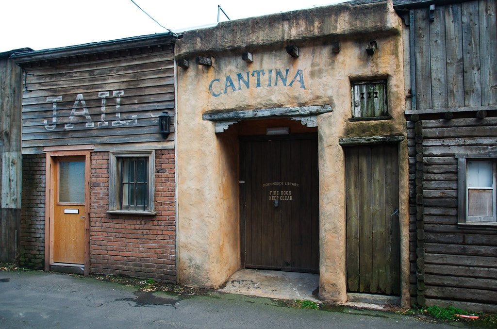 Cantina and Jail, Morningside | © Magnus Hagdorn / Flickr