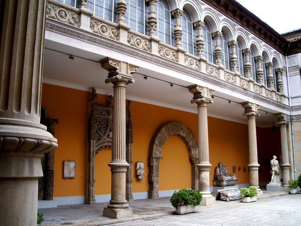 Museo de Zaragoza, Spain