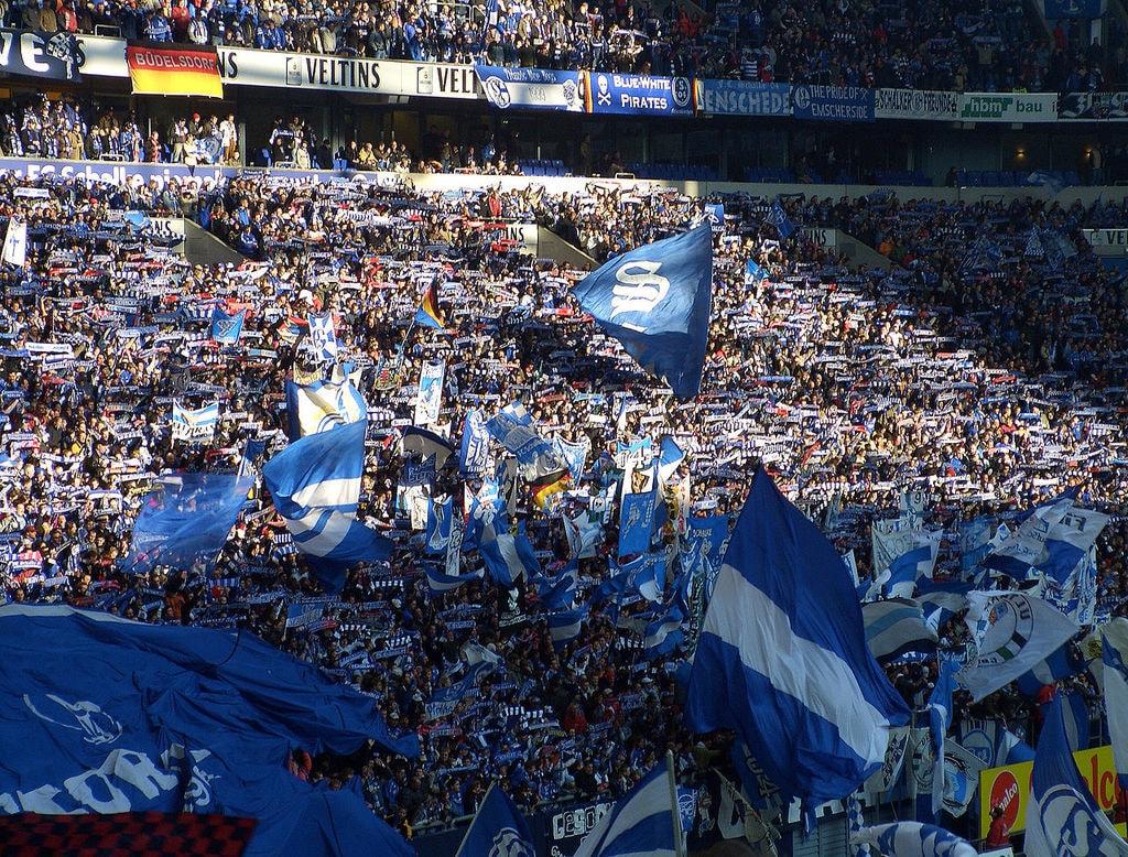 Schalke, germany