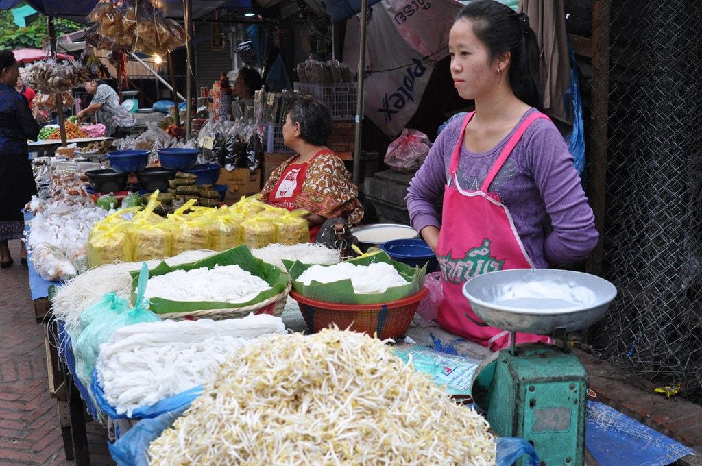 Morning Market | © shankar s./Flickr