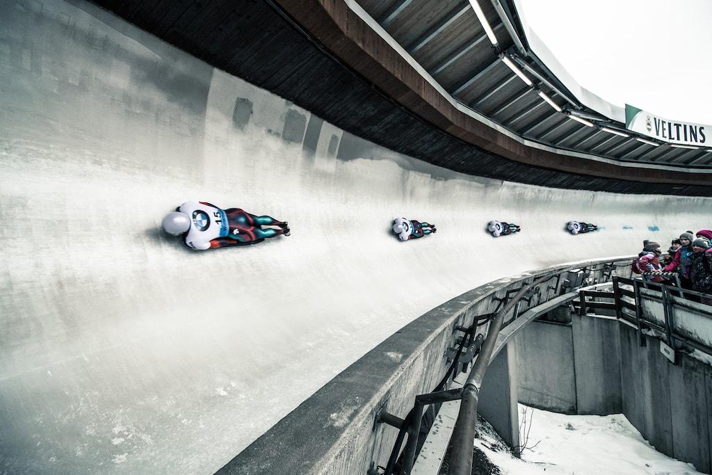 Veltins Eis Arena Winterberg, Germany