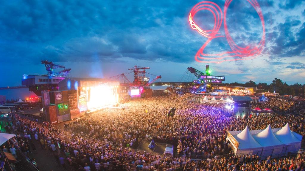 Splash Festival 2017 - Samstag