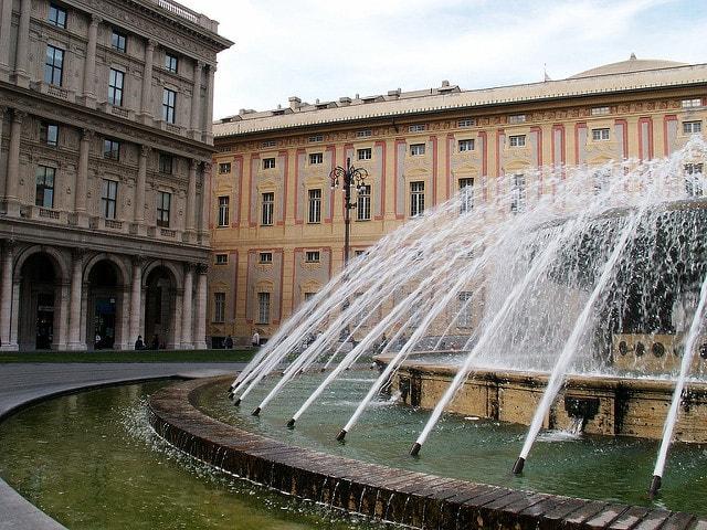 "Palazzo Ducale, Genoa |<a href=""https://www.flickr.com/photos/pedrocaetano/1989463081/in/photolist-42Nw4B-5ZrYyj-4o4jvv-4ogNVQ-4qBAtg-4ocK3X-66cqYW-668bYT-4o4jwR-66crdw-4o8ood-66crcb-668cai-4ogNR3-668bVF-668c1g-66craJ-66crgq-CkEFxf-CdponG"" target=""_blank"" rel=""noopener"">© Pedro/Flickr</a>"