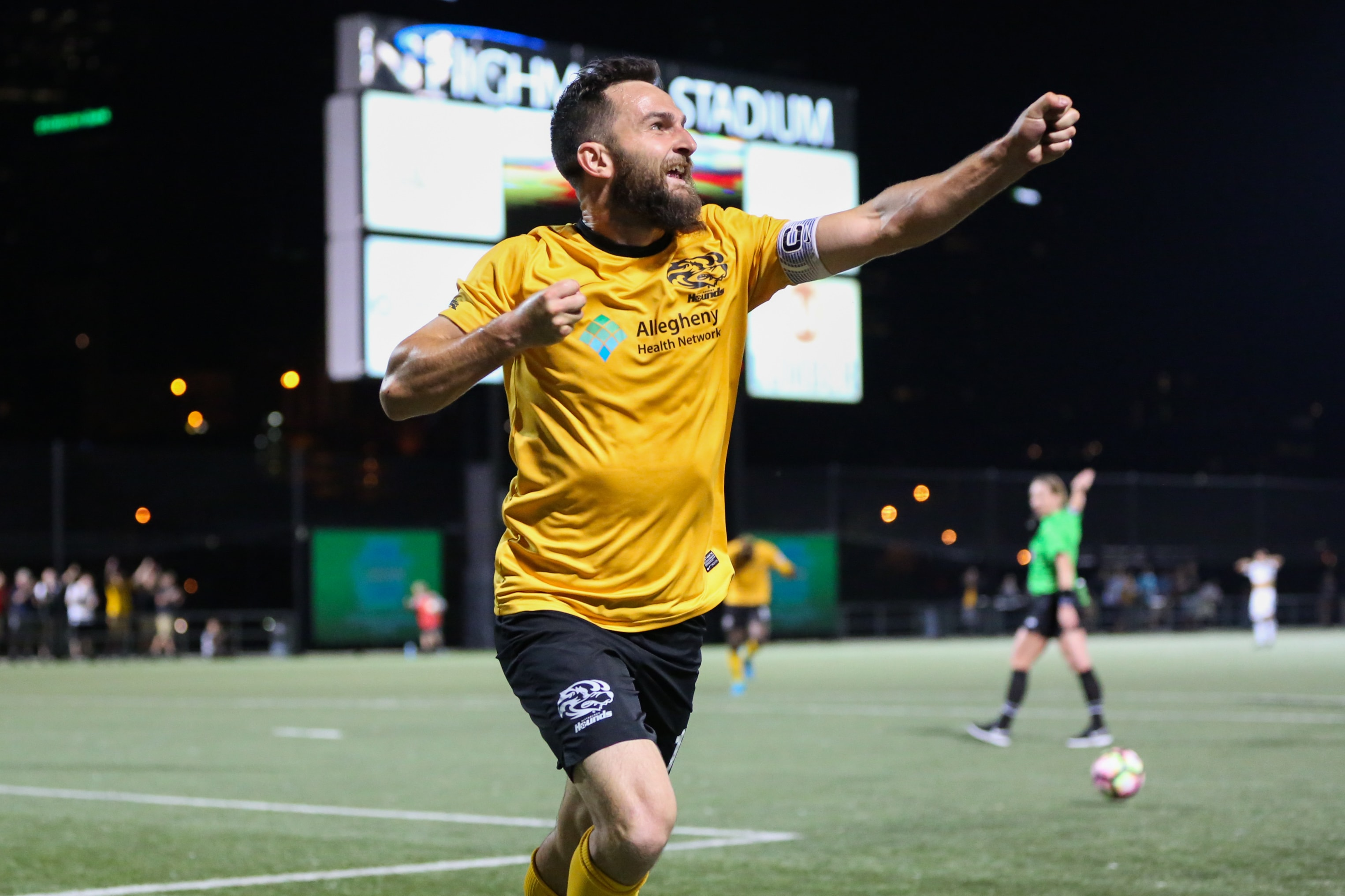 Professional Soccer in Pittsburgh   Courtesy of Pittsburgh Riverhounds